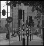 23463-3-4 Verkeerslichten op de Schiekade hoek Provenierssingel.
