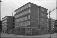 24623-4-19 Complex studentenflats aan de Koningslaan, Zocherstraat en Jan Bijloostraat in het Lage Land.
