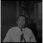 3520-1 De heer Henk de Kroes, een van de gebroeders De Kroes, de directie van de NV Gekro, Bovendijk 132.