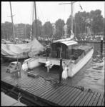 7412 Catamaran Princess Catherine in de Veerhaven.