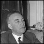 7802 Portret van ir. L. Tissot van Patot, die per 1 mei 1965 is benoemd tot adjunct-directeur van de RET.