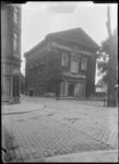 2007-2546-01 St. Mary's Church van de Engelse Episcopale Gemeente in Rotterdam, gevestigd op de hoek van het Toe-Haringvliet