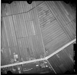 FD-4299-65 Verticale luchtfoto van de Prins Alexanderpolder met de kruising Hoofdweg / Capelscheweg (midden onder) en ...