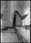 RDM-11220-5 De bouw van het SS Nieuw Amsterdam (2) op de werf van de Rotterdamsche Droogdok Maatschappij. Het schip ...