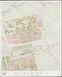1974-964 Kaart van Rotterdam en omgeving; bestaande uit 24 bladen. Blad 6: Ommoord en het Lage Land.