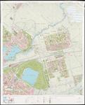 1974-982 Topografische kaart van Rotterdam en omstreken | bestaande uit 32 bladen. Blad 6: Prins Alexander.