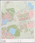 1978-2835 Topografische kaart van Rotterdam en omstreken | bestaande uit 32 bladen. Blad 6: Prins Alexander.