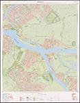 1987-68 Blad 14: Ridderkerk en Krimpen aan den IJssel en omgeving