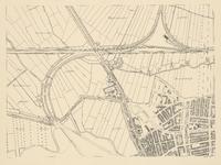 I-153-4 Blad 4: Oud Mathenesse, Nieuw Mathenesse, Spaansche Polder, Blijdorpschepolder, Nieuwe Westen, Middelland