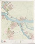 I-260-14 Topografische kaart van Rotterdam en omstreken   bestaande uit 31 bladen. Blad 14: Ridderkerk en Krimpen aan ...