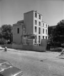 1969-1388 Huis op de hoek van de Mathenesserlaan en de Westersingel.