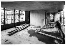 1969-1394-TM-1396 Uitbreiding van het Gemeentearchief aan de Mathenesserlaan.Afgebeeld van boven naar beneden:-1394-1395-1396