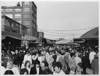 1969-2868 Kermis op het terrein van de Veemarkt.