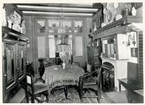1969-509 Interieur, waarschijnlijk van één der huisnummers 292-298 aan de Mathenesserlaan.