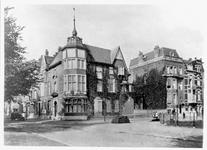 1969-511 Gezicht op de Mathenesserlaan en de Heemraadssingel.