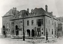 1969-541 Woningen in aanbouw in de Mathenesserlaan