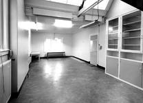 1969-814-EN-815 Interieur van het Gemeentearchief aan de Mathenesserlaan. Westelijke zolderkamer van het hoofdgebouw na ...