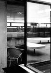 1971-2419-EN-2420 Derde depot van het Gemeentearchief aan de Mathenesserlaan. Dakterras op de bovenste etage.