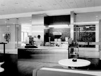 1972-1076-EN-1078 Interieurs van het nieuwe gedeelte van het Museum Boymans van Beuningen aan de ...