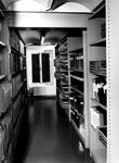 1972-2330-EN-2331 Interieurs van het Gemeentearhief aan de Mathenesserlaan nummer 315.-2330: eerste depot op de derde ...
