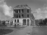 1972-374 De Van der Werffstraat, uit het westen. links de Meermanstraat.