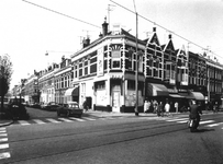 1972-773 Gezicht op de Nieuwe Binnenweg met links de Ruilstraat.