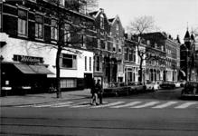 1972-774 Gezicht op de Duyststraat met op de voorgrond de Nieuwe Binnenweg.