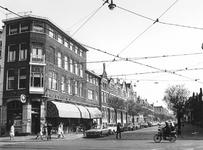 1972-813 Gezicht in de Schonebergerweg met op de voorgrond de Nieuwe Binnenweg.