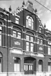 1973-1307 Gezicht op het Westerziekenhuis, voormalig Israëlitisch Ziekehuis, aan de Claes de Vrieselaan.
