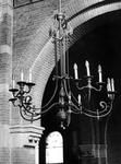 1974-863-TM-865 Interieurs van de Remonstrantse kerk aan de Mathenesserlaan.Afgebeeld van boven naar beneden:-863: ...