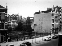 1975-622-EN-623 De bebouwing aan de noordzijde van de Nieuwe Binnenweg.Afgebeeld van boven naar beneden:-622: vanuit ...