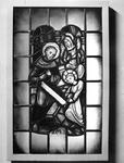 1976-874-TM-876 Interieurs in het verpleeghuis Sint-Antonius aan de Nieuwe Binnenweg 33.Afgebeeld van boven naar ...