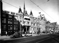 1976-969 Huize Antonius, het verpleegtehuis van de Stichting Anthonius aan de Nieuwe Binnenweg.
