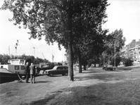 1977-2131-TM-2135 Gezichten op de Coolhaven (straat).Afgebeeld van boven naar beneden:-2131: rechts de ...