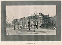 IX-1895-04 Gezicht op de Mathenesserlaan met rechts de Heemraadssingel.