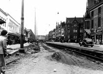 IX-2101-08-1-TM-3 Gezichten op de Nieuwe Binnenweg tussen de Rochussenstraat en de Mathenesserlaan tijdens het het ...