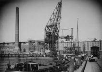 XV-229 De Electrische Centrale aan de Schiehaven