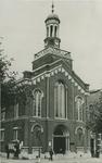 XVIII-205-03-01 Gereformeerde kerk aan de Avenue Concordia uit het zuidoosten.