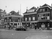 XXV-684-00-02 De Vlietlaan, gezien vanaf de Vlietkade.