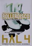 149 Rollerdisco, iedere vrijdag Skate night.