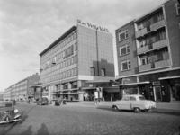 L-1681 Het Slaakhuys aan de Slaak waar de uitgeverij, redactie en drukkerij van Het Vrije Volk huisde.