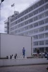 PD-52 Schaken voor de Van Nellefabriek tijdens de dag van de architectuur op 20 en 21 juni 2015