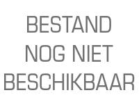 1968-1696 Wethouder J. Reehorst hangt in de Groote Schouwburg het eerste affiche op van het Introductie-Festival, links ...
