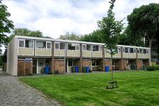 348 Woningen aan de Wilgenplaslaan, nummers 259 tot en met 269.