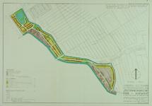 1968-1240 Plattegrond van het uitbreidingsplan Zestienhovensekade