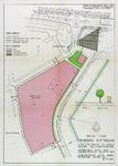 1968-1242 Plattegrond van een uitbreidingsplan in Nieuw-Mathenesse, tussen de Nieuw-Methenesserstraat, Van ...