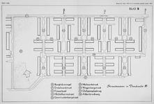 1968-1258 Plattegrond van Pendrecht, plangebied VI, BLAD B met aanduiding van de straatnamen
