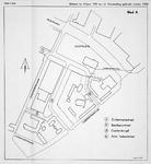 1968-1273 Plattegrond van het Zuidplein en omgeving, met vermelding van nieuwe straatnamen. Blad A.