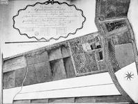 1968-2878 Plattegrond van Huis ten Donck het het bijbehorende landgoed [foto]