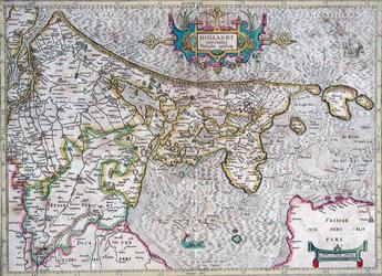 1969-1126 Kaart van Holland